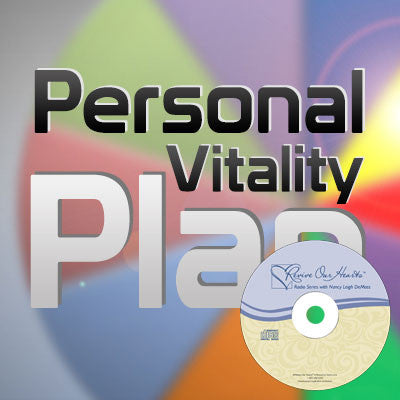 A Personal Vitality Plan with Del Fehsenfeld (CD)