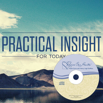 Practical Insights for Today (CD)