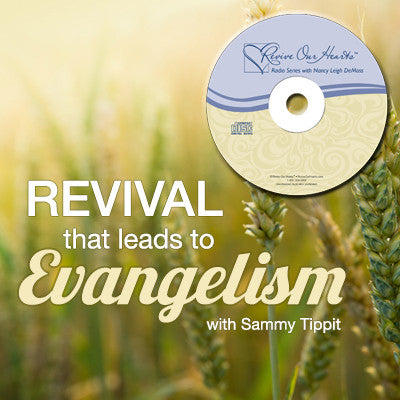 Revival That Leads to Evangelism with Sammy Tippit (CD)