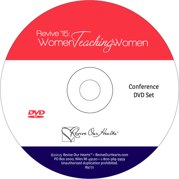 Revive 15: Conference DVD Set