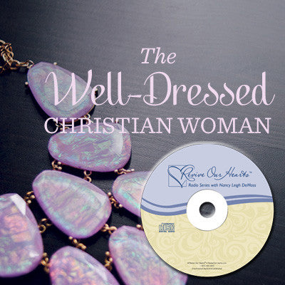 The Well-Dressed Christian Woman (CD)