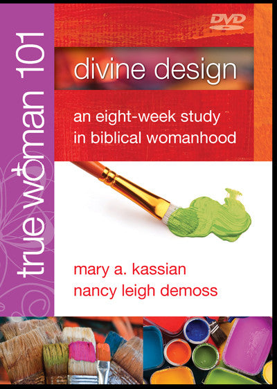 True Woman 101: Divine Design (DVD)