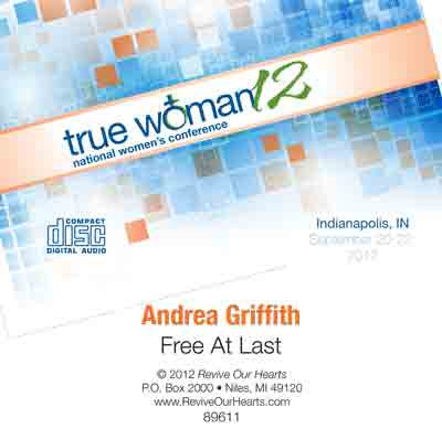 True Woman 12: Free at Last! by Andrea Griffith (CD)