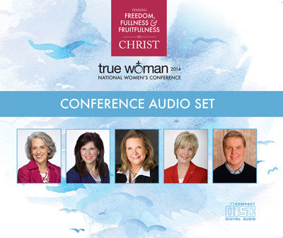 True Woman 14: Conference CD Set