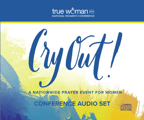 True Woman 16: Conference CD Set