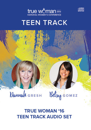 True Woman 16: Teen Track (CDs)