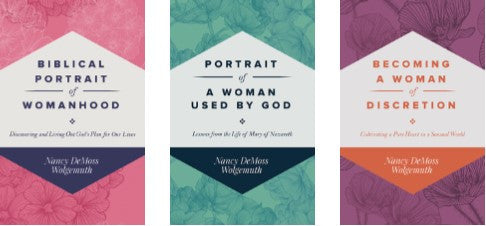 True Woman Essentials Set (3 Booklets)