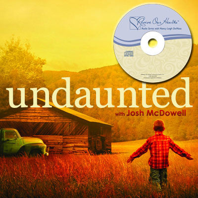 Undaunted, with Josh McDowell (CD)