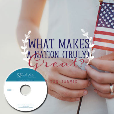 What Makes a Nation (Truly) Great? (Dan Jarvis) CD