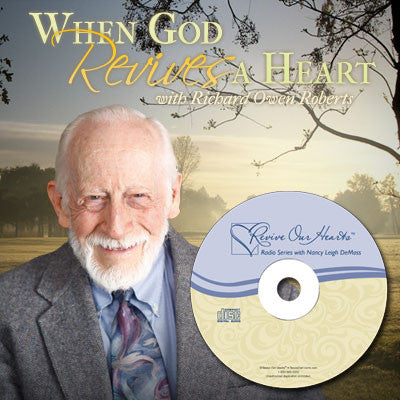 When God Revives a Heart with Richard Owen Roberts (CD)