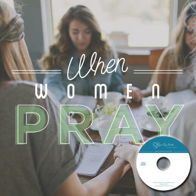 When Women Pray with Evelyn Christensen (CD)
