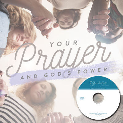 Your Prayer and God's Power with Dave & Kim Butts (CD)