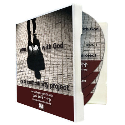 Your Walk with God is a Community Project (CD)