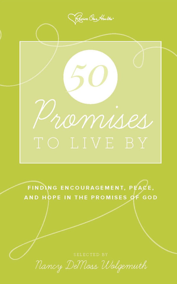Promises To Live By (Pamphlet)