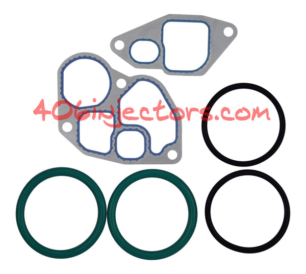 1994-2003 7.3 Powerstroke Oil Cooler O-ring and Gasket Kit