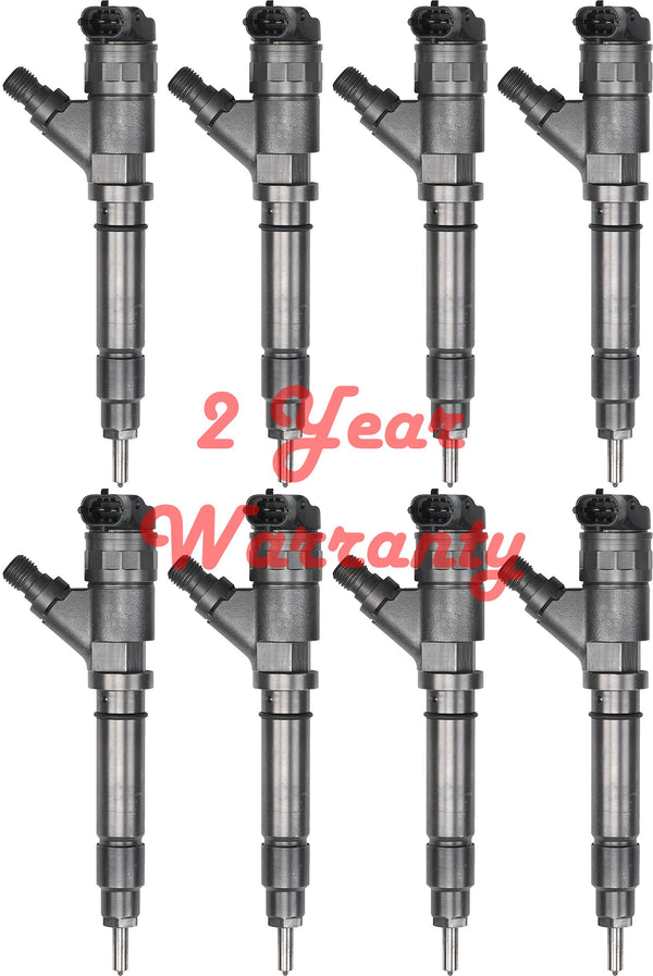 LBZ Common Rail Injectors