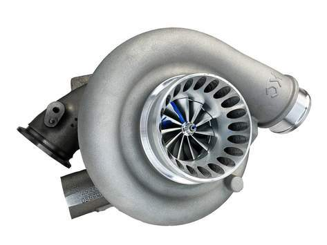 KC Stage 3 Turbo - 6.0 POWERSTROKE (2003-2007)