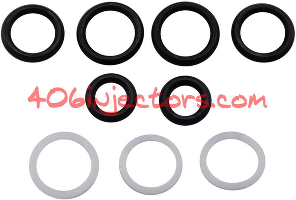 Stand Pipe and Front Port Plug Seal Kit 2003-2010 6.0 Powerstroke