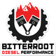 Bitterroot Diesel Performance Die Cut Sticker