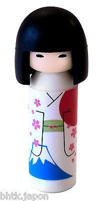 消しゴムGomme Iwako - Kokeshi Nippon Fuji - Made in Japan