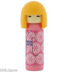 消しゴムGomme Iwako - Kokeshi rose - Made in Japan