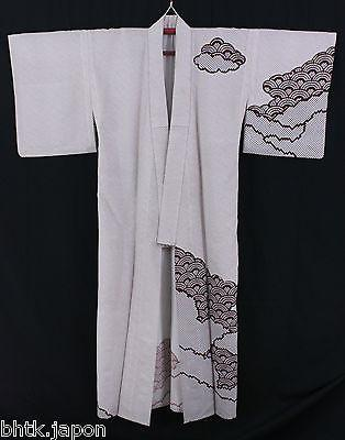 踊り着物 Odori Kimono - Seigaiha - Made in Japan 1283 - produits du Japon - BHTK