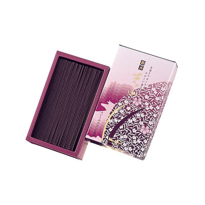 Encens Japonais traditionnel Quality Collection SHIBAYAMA 400 Santal Musc Sakura Plantes