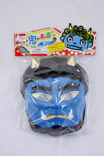 面 青鬼 - Masque Ogre Bleu Aooni - Import direct Japon #03