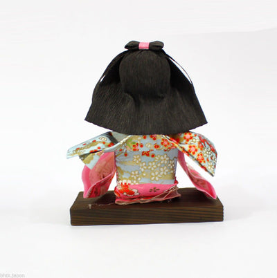 起き上がり Okiagari - Figurine papier maché assise - Made in Japan 03 - produits du Japon - BHTK