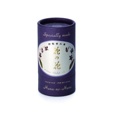 Encens EXCELLENT HANA NO HANA Violette 150 Made in Japan