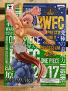 Figurine PRINCESS SHIRAHOSHI One Piece Vol.5 BANPRESTO WORLD FIGURE COLOSSEUM - produits du Japon - BHTK