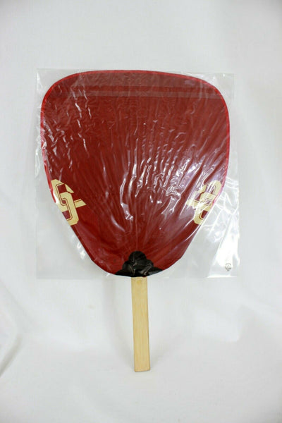 団扇 Uchiwa - Eventail rigide traditionnel japonais HI NO YOUJIN - produits du Japon - BHTK