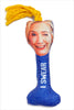 Dog Toy, Hilary Clinton Dog Toy, Political Dog Toy