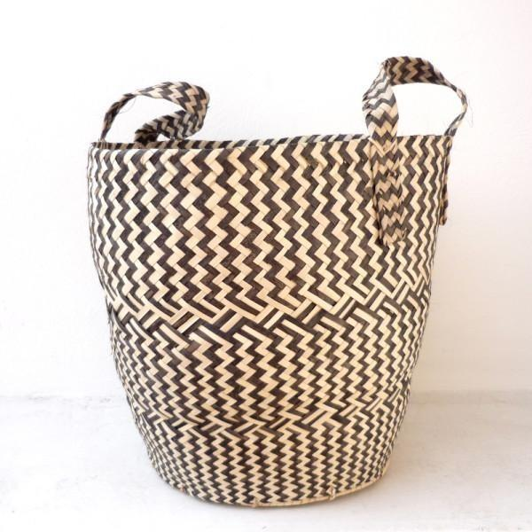 Missoni beach bag/towel basket