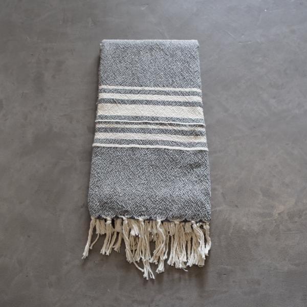 Cotton towel stripe