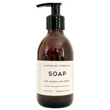 Hand soap orange & peppermint