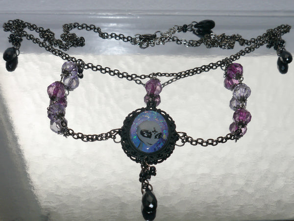 Image of greys art necklace