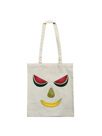 Demon Shopper Tote Bag