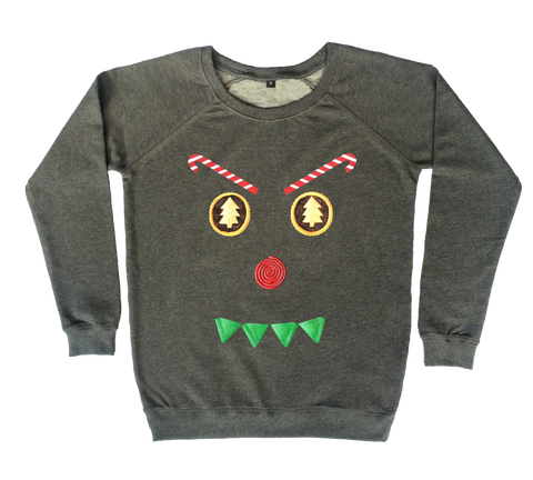 Demon Christmas Sweatshirt