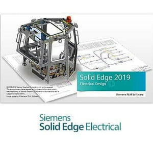 Solid Edge Wiring and Harness Design Bundle Standalone Perpetual License with 1 Year Maintainance Plan + 1 Class of Solid Edge Wiring Harness Design Training