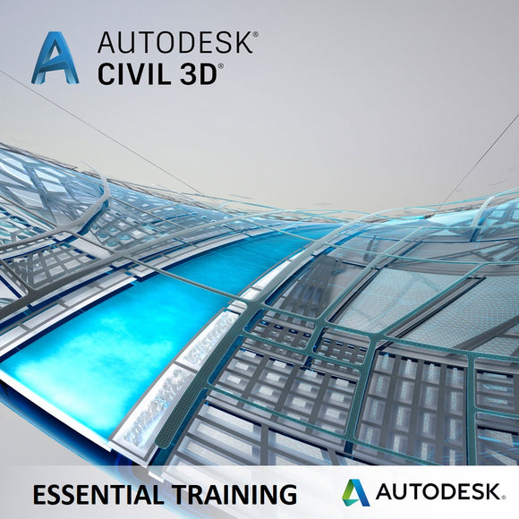 AutoCAD Civil 3D Essential Training - Residential Development Advance Road, Water & Waste Water