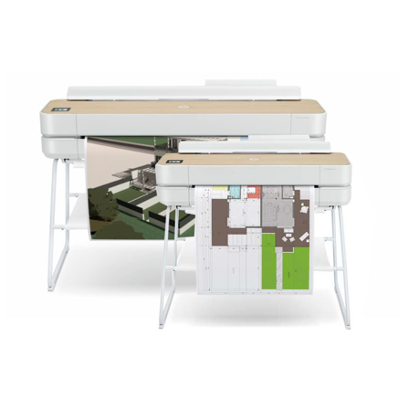 HP DesignJet Studio Wood 36-in  Printer