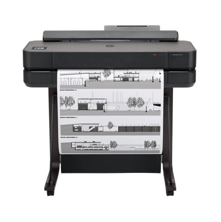 HP DesignJet T650 24-in Printer