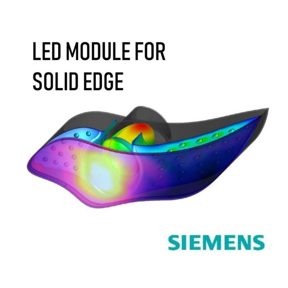 LED Module For Solid Edge with 1 Year Maintenance Plan