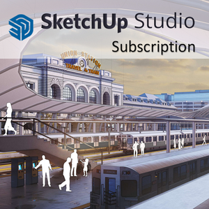 SketchUp Studio Annual Subscription