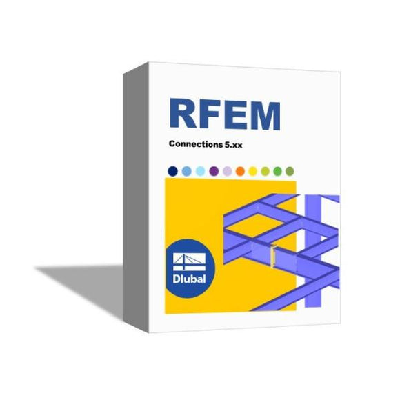 [Package] RFEM Connections 5.xx - Single User