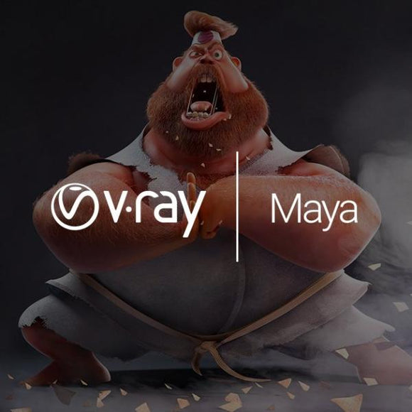 V-Ray Next for Maya Workstation License With Dongle