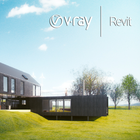 V-Ray 3 for Revit Workstation License With Dongle