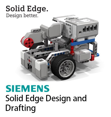 Solid Edge Design and Drafting - Perpetual License with 1 Year Maintenance Plan