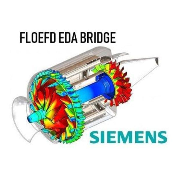 FLOEFD EDA Bridge For Solid Edge with 1 Year Maintenance Plan + 1 Class of FLOEFD EDA Bridge for Solid Edge Training